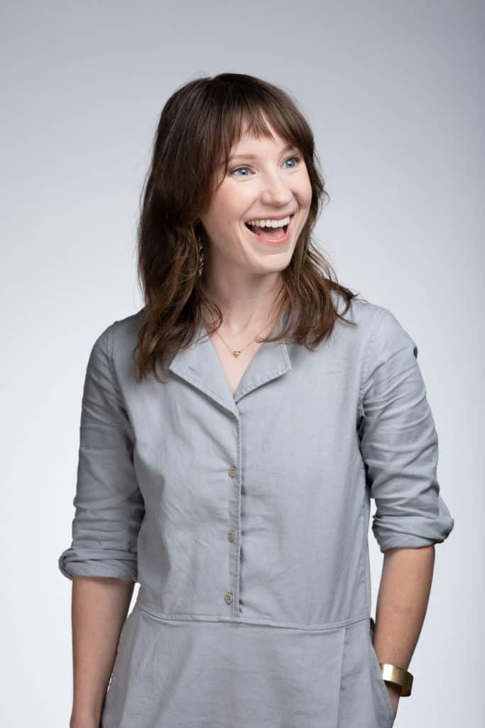 Jen Collie Happy
