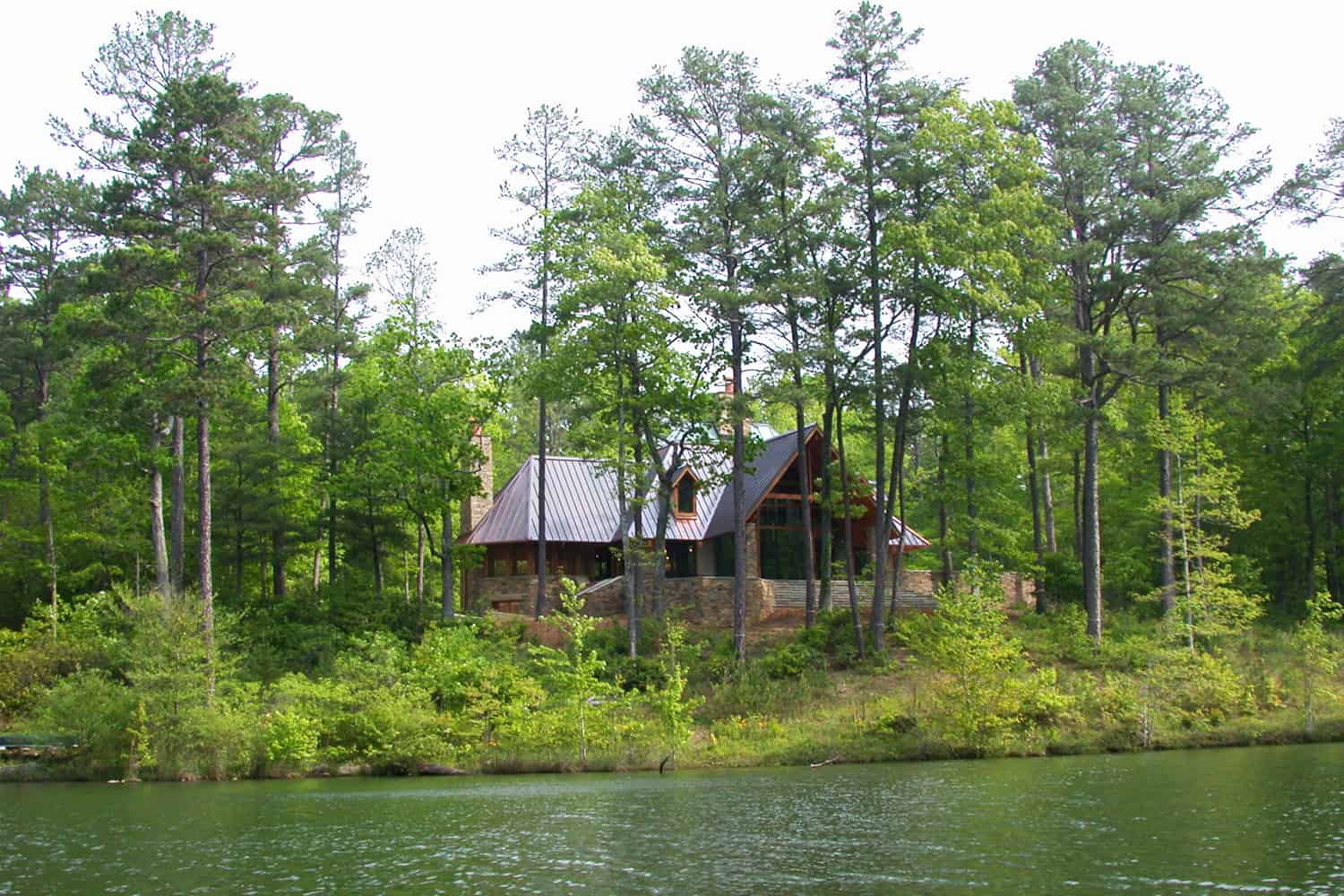 Hunting & Fishing Cabin