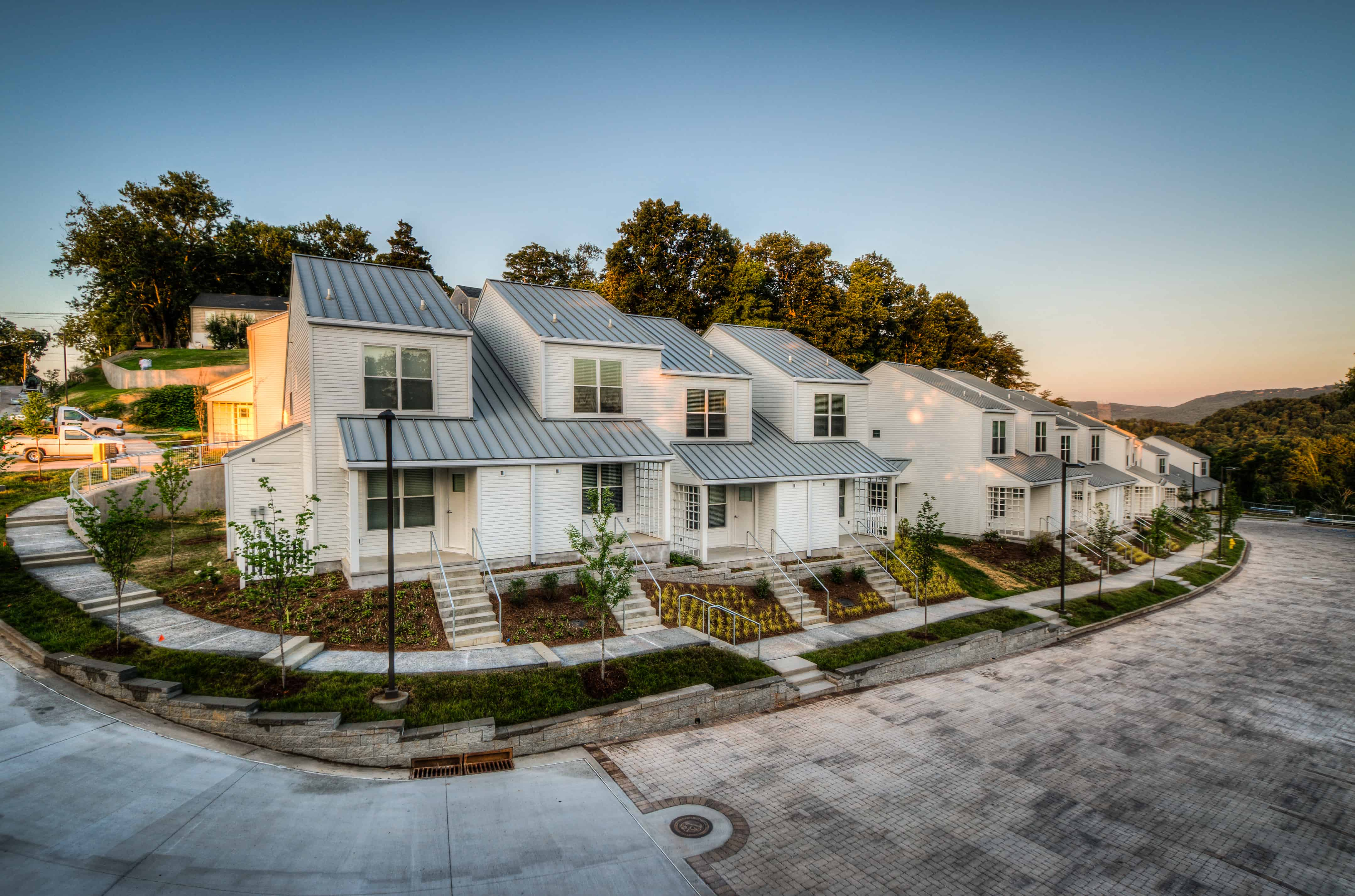 Fairmount Avenue Townhomes
