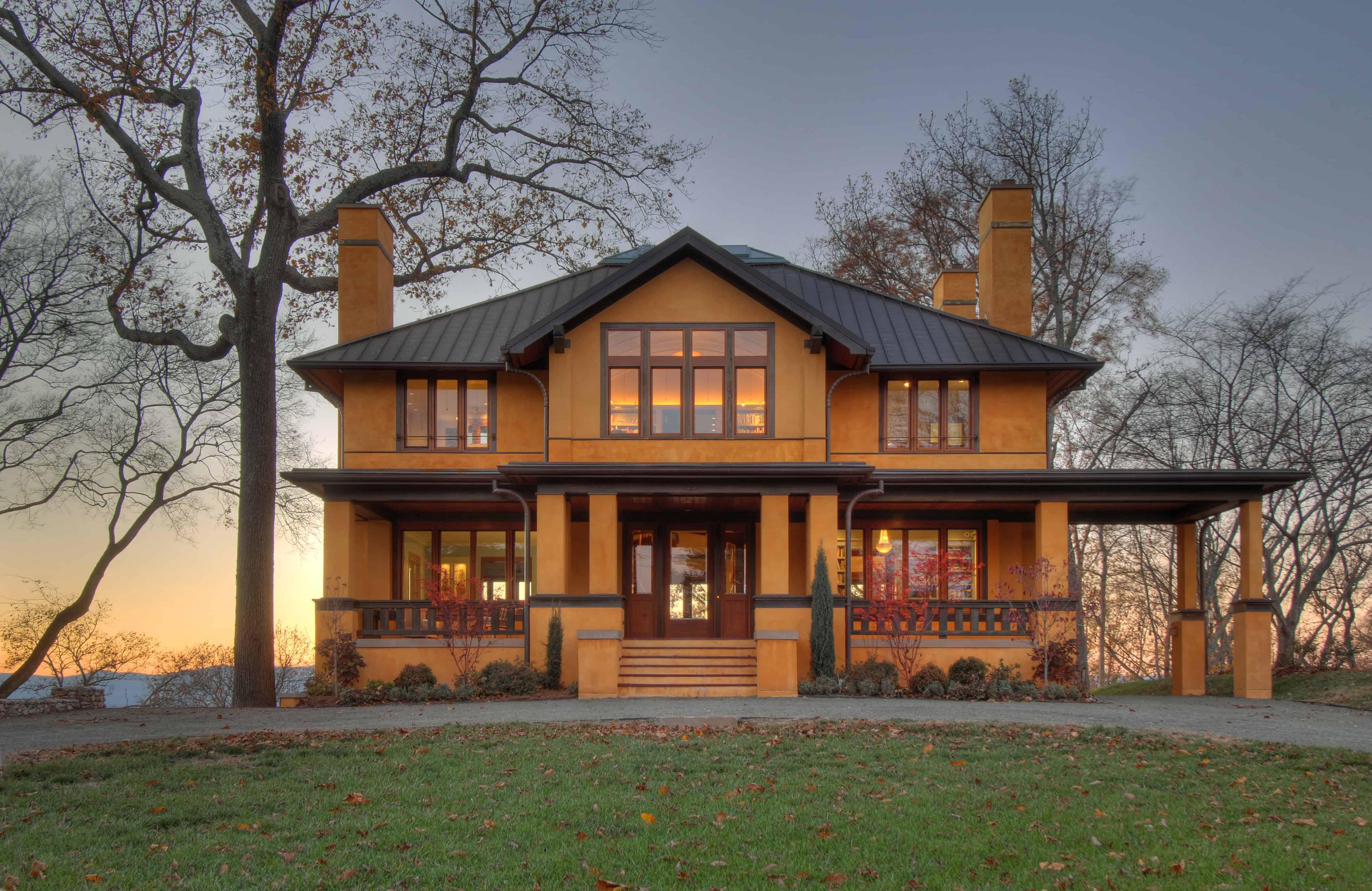 Historic Ridge Residence
