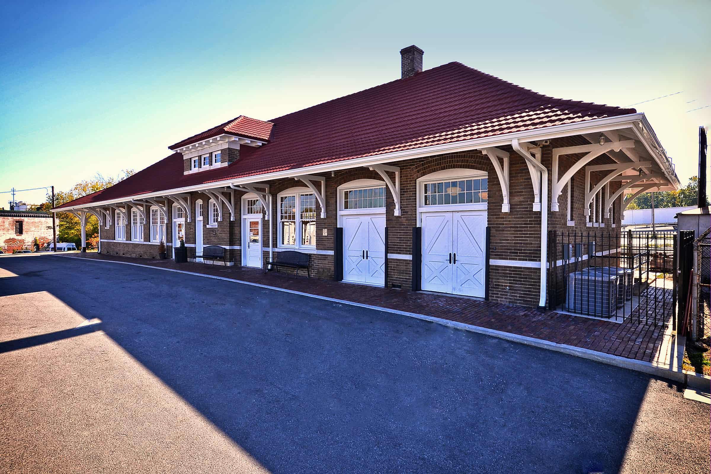 Cleveland Southern Railway Depot