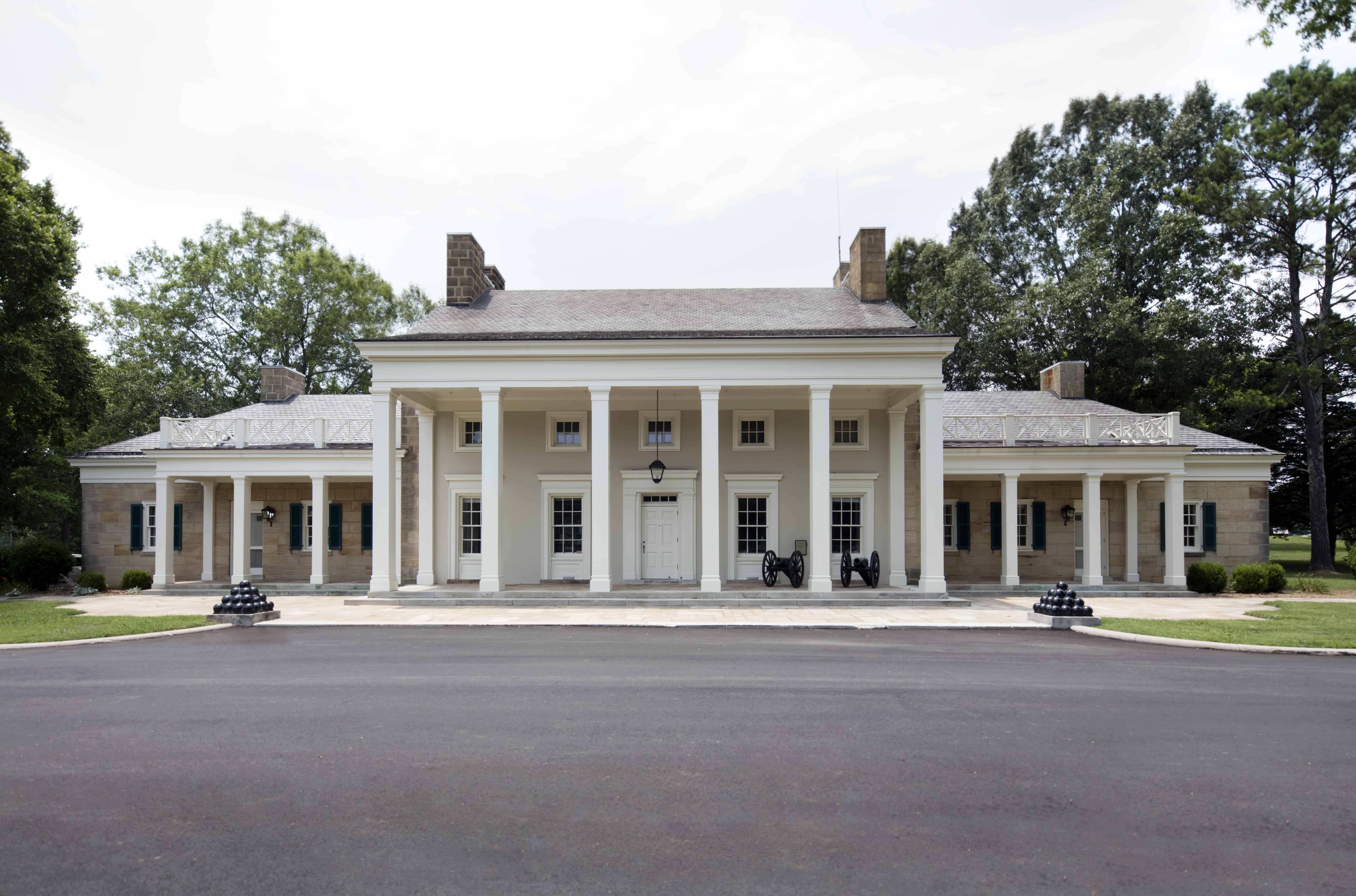 Chickamauga Battlefield Visitor Center