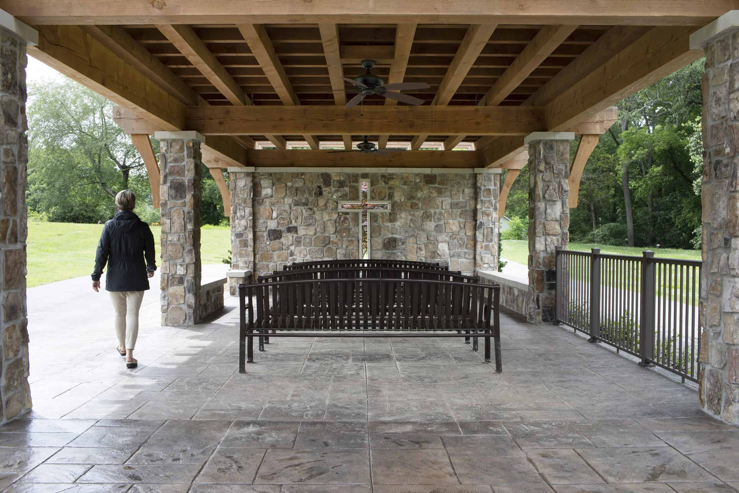 Collegedale Remembrance Pavillion