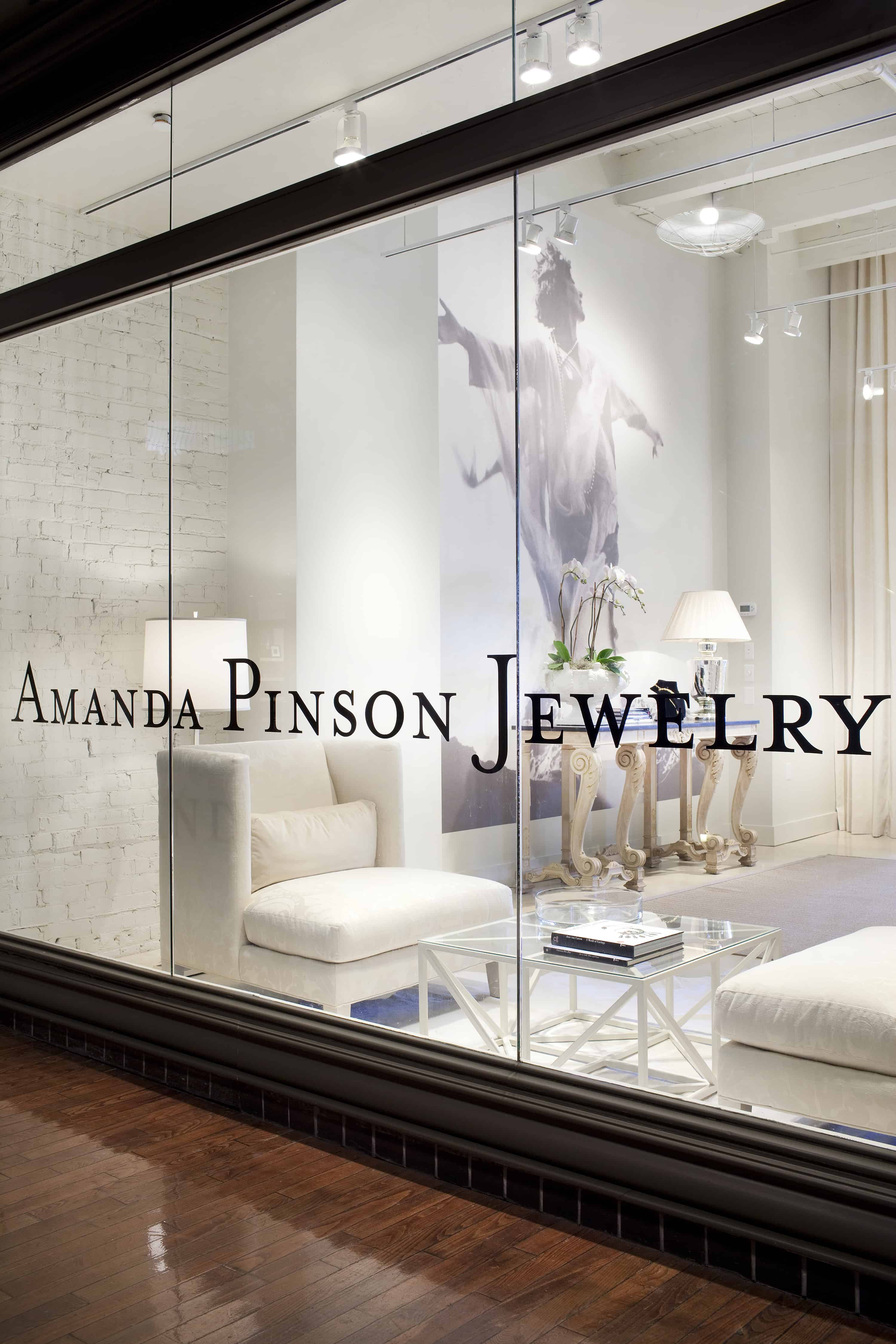 Amanda Pinson Jewelry @ Warehouse Row