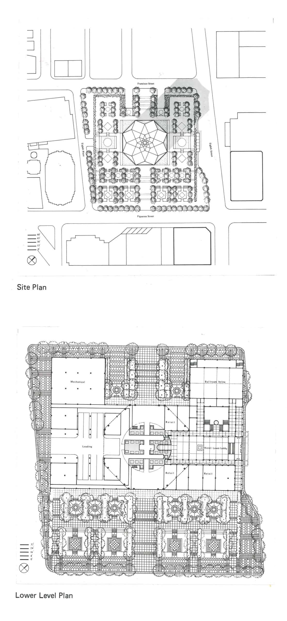 SITE-LOWER-LEVEL-PLAN