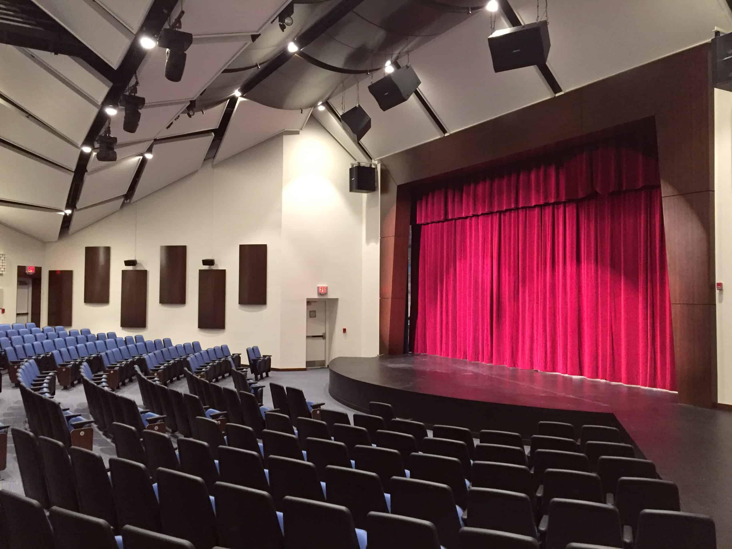 MSCC Powers Auditorium