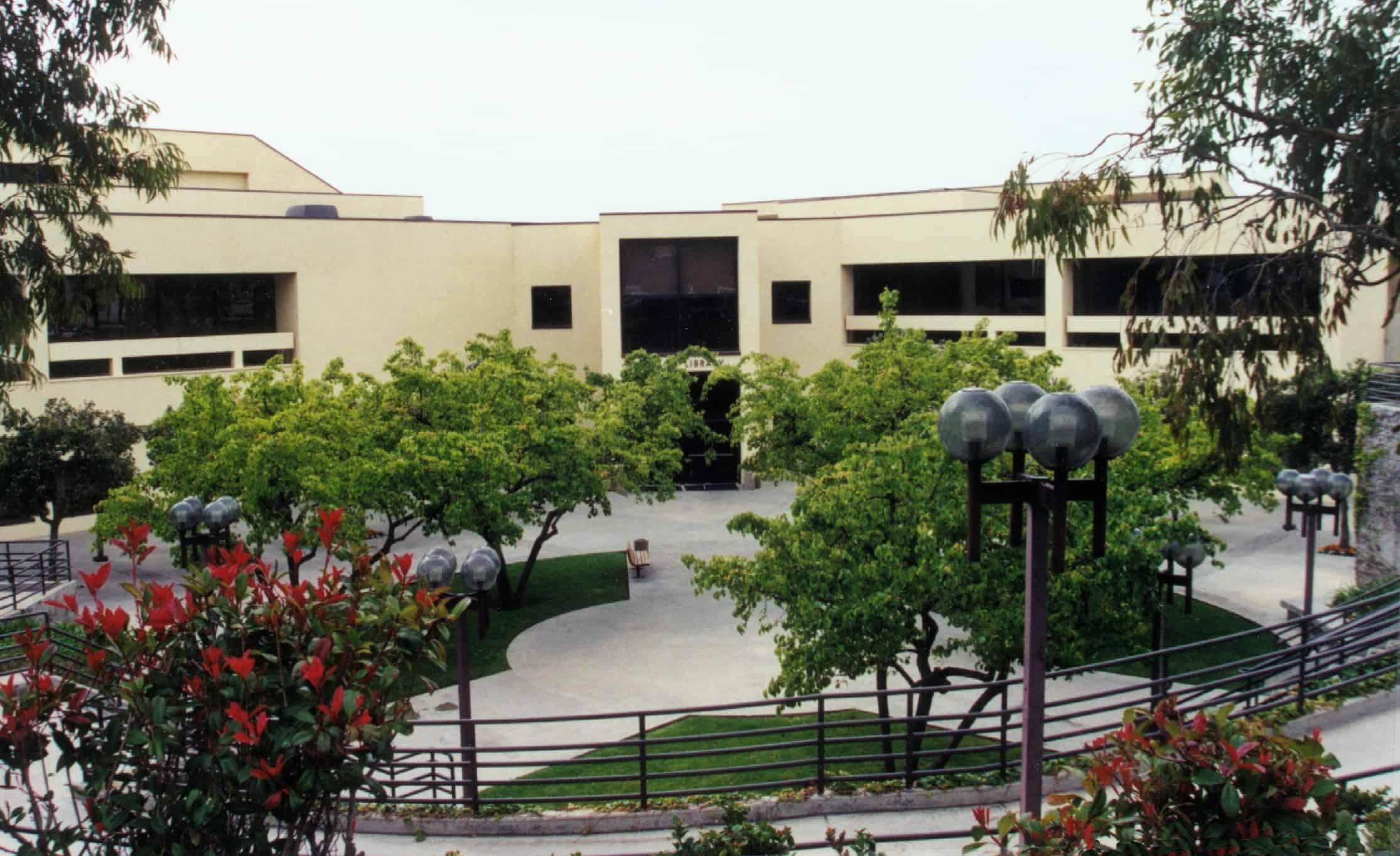 Pepperdine University Library